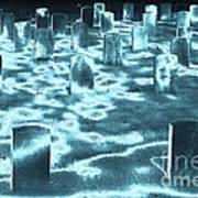 Field Of Lost Spirits Art Print