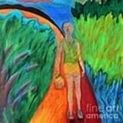 Fields Of Agave II Art Print