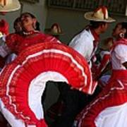 Fiesta De Los Mariachis Art Print