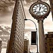 Fifth Avenue Building Art Print
