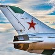 Fighter Jet Art Print