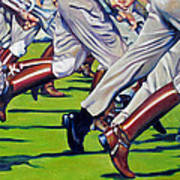 Fighting Texas Aggie Band Art Print