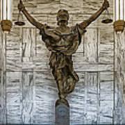 Figure Of Justice Art Print