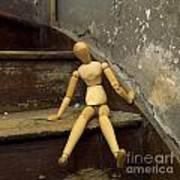 Figurine Art Print