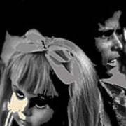 Film Homage Collage Brothers Quay Street Of Crocodiles Black Girl Doll Tucson Arizona 1970-2011 Art Print