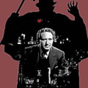 Film Homage Spencer Tracy Dr. Jekyll And Mr. Hyde 1941-2014 Art Print