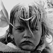 Film Noir Jean Simmons Robert Mitchum Rko Angel Face 1953 Demolition Derby Tucson Arizona 1968 Art Print