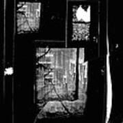 Film Noir Signe Hasso Lloyd Nolan House On 92nd Street 1945 Collage Antlers Hotel Victor Co 1971-'10 Art Print