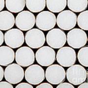 Filter Cigarettes Art Print