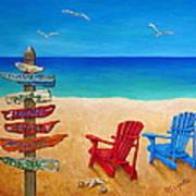 Finding Paradise Art Print