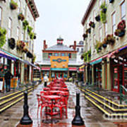 Findlay Market In Cincinnati 0003 Art Print