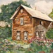 Finlayson Old House Art Print