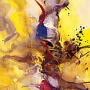 Fire Smoke And Brimstone II Art Print