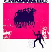 Firecreek, Us Poster, Bottom From Left Art Print