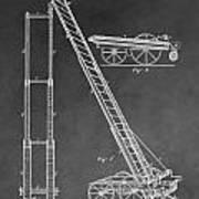 Fireman's Hydraulic Lift Art Print