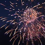 Fireworks 2014 Ix Art Print