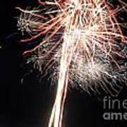 Fireworks 45 Art Print