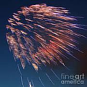 Fireworks Series I Art Print