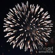 Fireworks Series X Art Print