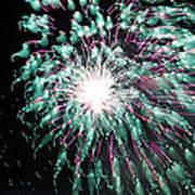 Fireworks Splendor Art Print