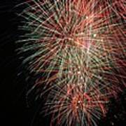 Fireworks6500 Art Print