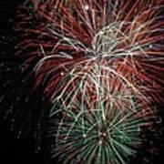 Fireworks6506 Art Print