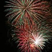 Fireworks6509 Art Print