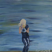 Firmly Grounded - Cindy Bradley Art Print