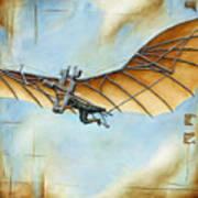 First Flight Art Print