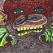First Jungle Art Print