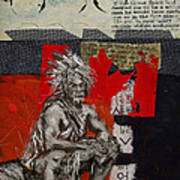 First Nations 14 Art Print