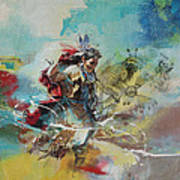 First Nations 20 Art Print