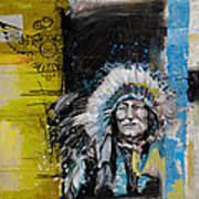 First Nations 33 Art Print