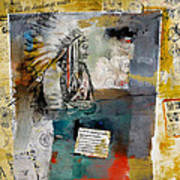 First Nations 34 Art Print