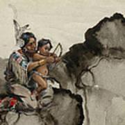 First Nations 38 Art Print