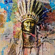 First Nations 6 Art Print