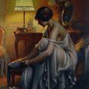 First Primers Art Print by Delphin Enjolras