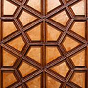 Firuz Aga Mosque Door 06 Art Print
