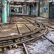 Fisher Body Plant 21 -8 Art Print