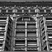 Fisher Building - 10.11.09_028 Art Print