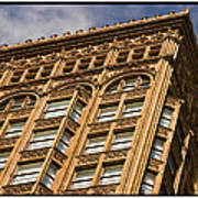 Fisher Building - 10.11.09_092 Art Print