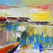 Fishers Haven Art Print