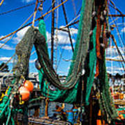 Fishing Vessel Art Print