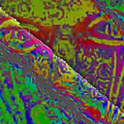 Fissure Art Print