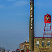 Fitgers Hotel And Brewery Art Print