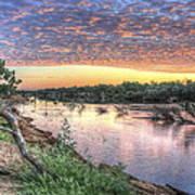 Fitzroy River Art Print by Ian  Ramsay