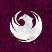 Flag Of Phoenix Art Print