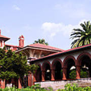 Flagler College Art Print