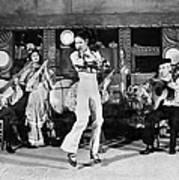 Flamenco Dancer, 1942 Art Print
