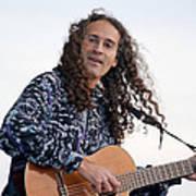 Flamenco Guitarist Art Print